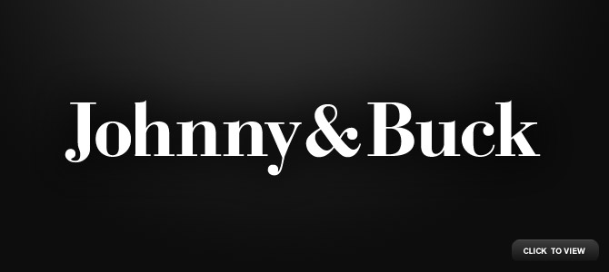 Johnny and Buck logo
