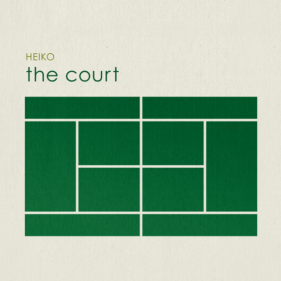 Cover for The Court by Heiko