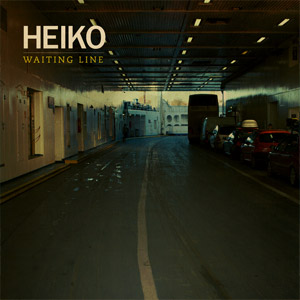 Cover for Heiko's song Waiting Line